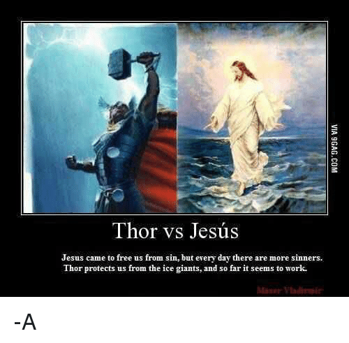 thor-vs-jesus-jesus-came-to-free-us-from-sin-8675524